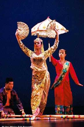 SAYAW: Filipino Dances
